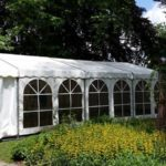 Festzelt 6x15m für ein Sommerfest in Lengede bekommen Sie bei Mutz Zeltverleih
