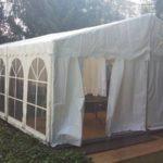 Festzelt für eine Hochzeitsfeier in Wendeburg