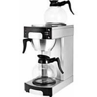 Kaffeemaschine mit 2 Glas Töpfen mieten für den Doppelten Kaffeegenuss