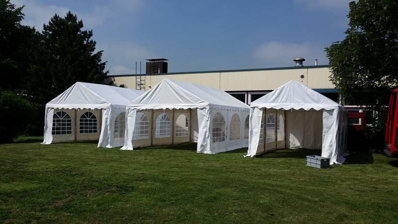 Partyzelt Zeltlandschaft in Salzgitter 3