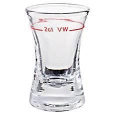 Schnapsglas einfach geeicht mieten