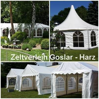 Zeltverleih Goslar Harz