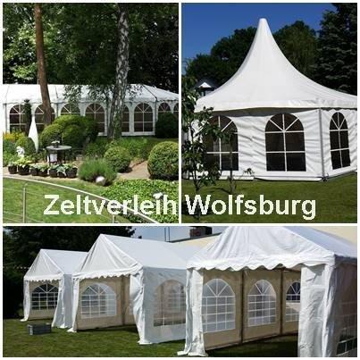 Zeltverleih Wolfsburg