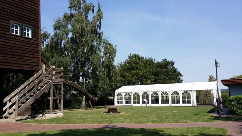 Hochzeit bei Hildesheim mieten Sie bei Mutz Zeltverleih Ihr gewünschtes Zelt