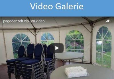 Video Galerie Mutz Zeltverleih