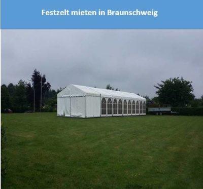 Festzelt mieten in Braunschweig