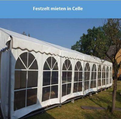 Festzelt mieten in Celle