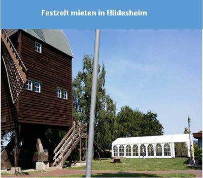 Festzelt mieten in Hildesheim