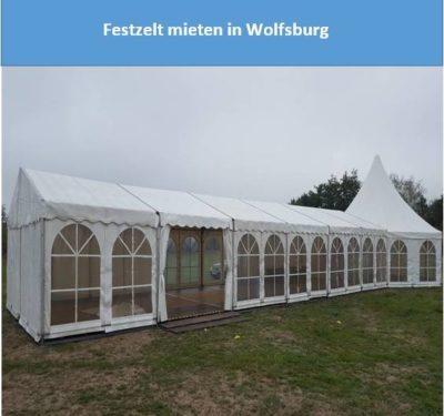 Festzelt mieten in Wlfsburg