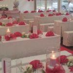 Festzelt Hochzeit Zelthimmel