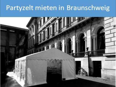 Partyzelt mieten in Braunschweig